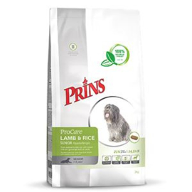 Prins Procare Lamb Rice Senior 15 kg