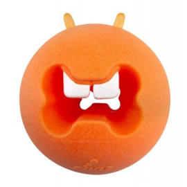 ROGZ FRED TREAT BALL ORANGE