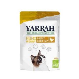Yarrah Kat Pouch Chicken in Gravy 14 x 85 gr