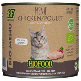 Biofood Bio menu chicken 200gr