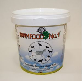 Farm Food puppy & kitten milk 	500 gr