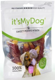 it's My Dog Duck & Sweet Potato  	85 gr
