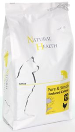 Natural Health Cat Chicken Reduced 2.5 kg