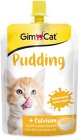 GimCat Pudding voor Katten 8 x 150 gr
