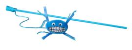Rogz Catnip Flossy Magic Stick Blue