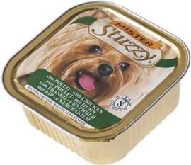 Mister Stuzzy Dog Chicken 22 x 150 gr