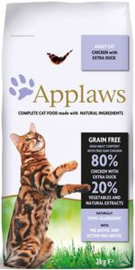 Applaws Chicken & Duck Adult Brokjes - 2 kg