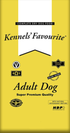 Kennels Favourite Adult Dog - 20 kg.
