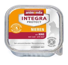 Integra Cat Nieren Beef 16 x 100 gr