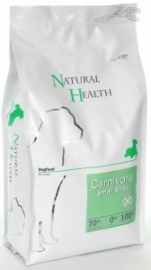 Natural Health Dog  Carnivore Small Bite 3kg