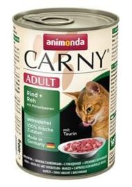 Carny Rund/Hert/Koebessen 6 x 400 gr
