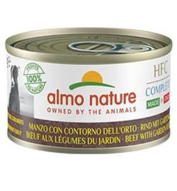 Almo Nature Dog HFC Complete Rund Wortel Appel Rijst 24 x 95 gr