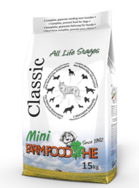 Farmfood Classic Puppy/ Mini HE hondenvoer 4kg