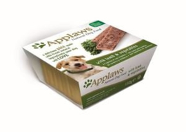 Applaws Dog Pate Lamb with vegetables 7 x 150 gr