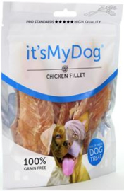 it's My Dog Chicken Fillet 	85 gr