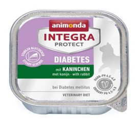 Integra Cat Diabetes Rabbit 16 x 100 gr