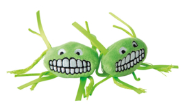 Catnip Flossy Grinz Lime (2 stuks)