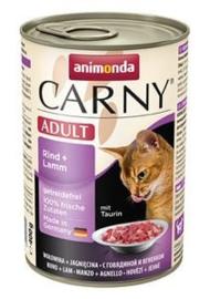 Carny Rund/Lam 6 x 400 gr