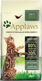 Applaws Chicken & Lamb Adult Brokjes - 2 kg.
