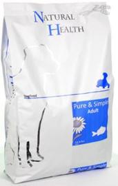 NH Dog Fish & Rice 7,5 kg