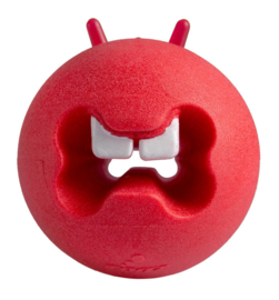 ROGZ FRED TREAT BALL RED
