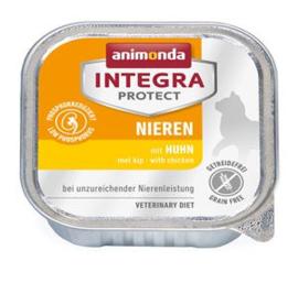 Integra Cat Nieren Chicken 16 x 100 gr