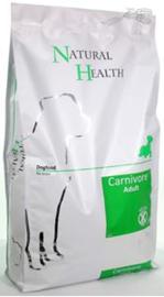 Natural Health Dog Carnivore Adult 7,5 kg