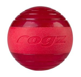 Rogz Squeekz Red Medium 6.4 cm