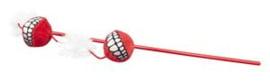 Rogz Catnip Ball Magic Stick Red