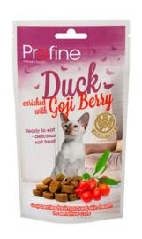 Profine kattensnack Grainfree Duck & Goji Berry 50 gram