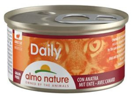 Almo Nature Daily Menu Eend 24 x 85 gr