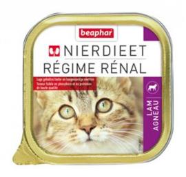 Beaphar Nierdieet Kat Kuipje Lam - 100 gr. (16 verp.)