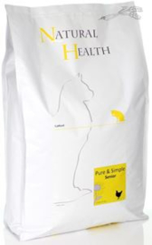 Natural Health Cat Chicken Senior 7.5 kg