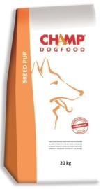 Champ Premium Breed Pup 20 kg met transportschade