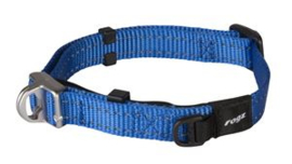 Snake Safety Halsband Blue  Maat:	16 mm.