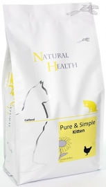 Natural Health Cat Kitten 2,5 kg