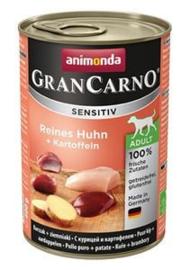 Grancarno Sens.Pure Chicken+Potatoes 6 x 400 gr