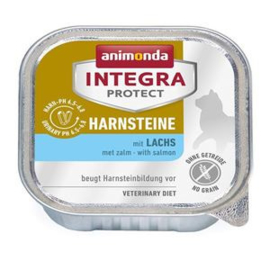 Integra Cat Urinary Salmon 16 x 100 gr