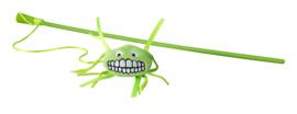 Rogz Catnip Flossy Magic Stick Lime