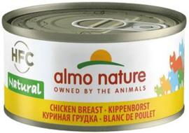 Almo Nature Kippenborst - 70 gr. (24 verp.)
