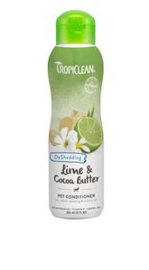 TropiClean Lime & Cocobutter Conditioner 355 ml