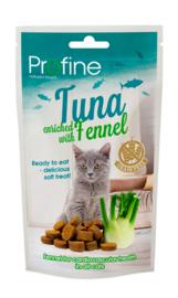 Profine kattensnack Grainfree Tuna & Fennel 50 gram