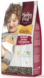 Hobby First Hope Farms Rabbit Junior Complete 6 x 1.5 kg