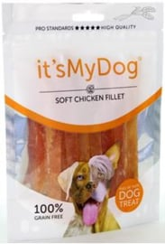 it's My Dog Chicken Soft Fillet 	85 gr