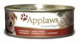 Applaws Dog Can Chicken Breast 12 x 156 gr