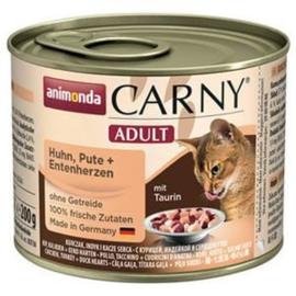 Carny Kip/Kalkoen/Eendenhart 6 x 200 gr