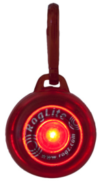 RogLite Lampje Red