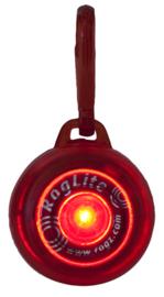 RogLite Lampje Red