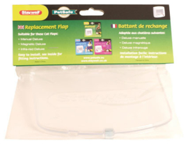 STAYWELL FLAP TRANSPARANT 3/4/500