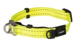 Snake Safety Halsband Yellow   Maat:	16 mm.